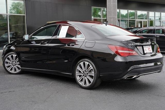 Used 2018 Mercedes-Benz CLA CLA 250 for sale $30,996 at Gravity Autos Roswell in Roswell GA 30076 11