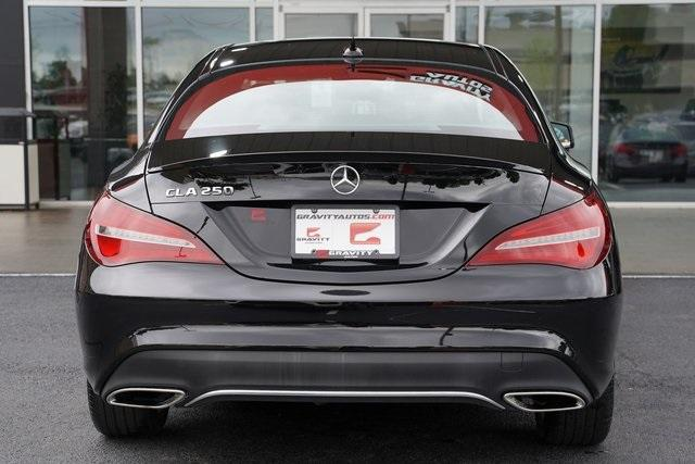 Used 2018 Mercedes-Benz CLA CLA 250 for sale $30,996 at Gravity Autos Roswell in Roswell GA 30076 12