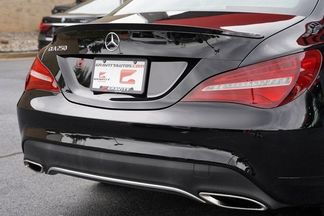 Used 2018 Mercedes-Benz CLA CLA 250 for sale $30,996 at Gravity Autos Roswell in Roswell GA 30076 14