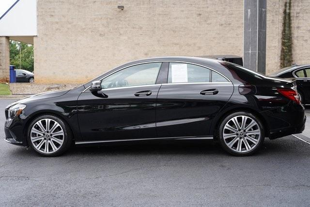 Used 2018 Mercedes-Benz CLA CLA 250 for sale $30,996 at Gravity Autos Roswell in Roswell GA 30076 4
