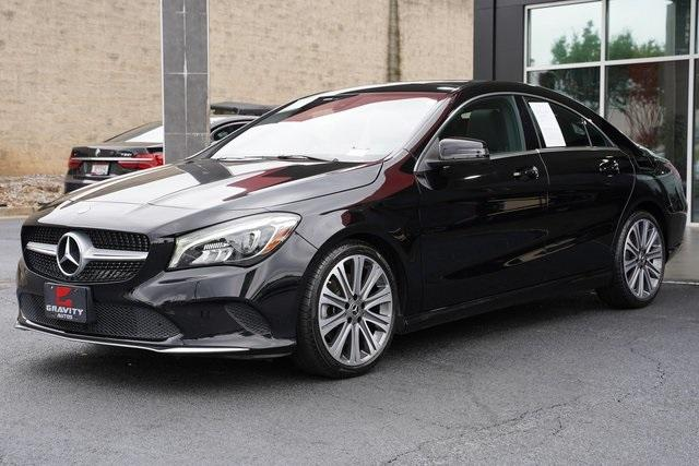Used 2018 Mercedes-Benz CLA CLA 250 for sale $30,996 at Gravity Autos Roswell in Roswell GA 30076 5