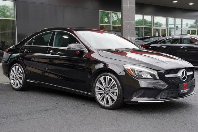 Used 2018 Mercedes-Benz CLA CLA 250 for sale $30,996 at Gravity Autos Roswell in Roswell GA 30076 7