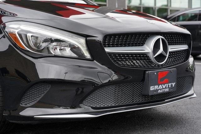 Used 2018 Mercedes-Benz CLA CLA 250 for sale $30,996 at Gravity Autos Roswell in Roswell GA 30076 9