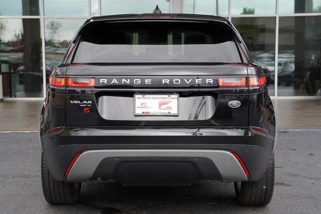 Used 2018 Land Rover Range Rover Velar D180 S for sale Sold at Gravity Autos Roswell in Roswell GA 30076 11