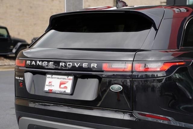 Used 2018 Land Rover Range Rover Velar D180 S for sale Sold at Gravity Autos Roswell in Roswell GA 30076 13