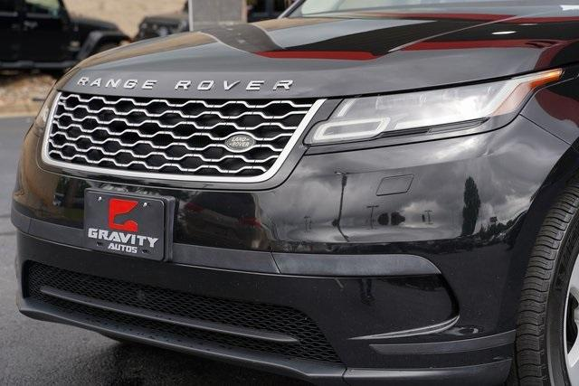 Used 2018 Land Rover Range Rover Velar D180 S for sale Sold at Gravity Autos Roswell in Roswell GA 30076 9