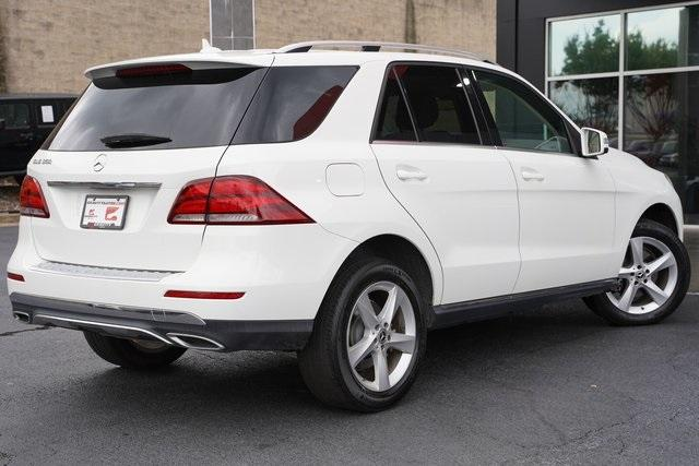 Used 2018 Mercedes-Benz GLE GLE 350 for sale $38,996 at Gravity Autos Roswell in Roswell GA 30076 11