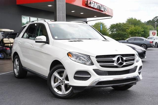Used 2018 Mercedes-Benz GLE GLE 350 for sale $38,996 at Gravity Autos Roswell in Roswell GA 30076 2