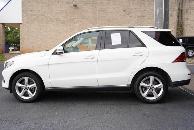 Used 2018 Mercedes-Benz GLE GLE 350 for sale $38,996 at Gravity Autos Roswell in Roswell GA 30076 4