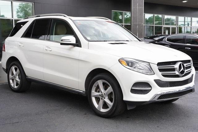 Used 2018 Mercedes-Benz GLE GLE 350 for sale $38,996 at Gravity Autos Roswell in Roswell GA 30076 7