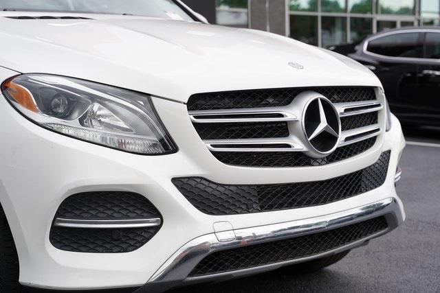 Used 2018 Mercedes-Benz GLE GLE 350 for sale $38,996 at Gravity Autos Roswell in Roswell GA 30076 8