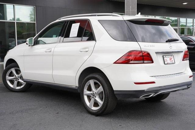 Used 2018 Mercedes-Benz GLE GLE 350 for sale $38,996 at Gravity Autos Roswell in Roswell GA 30076 9