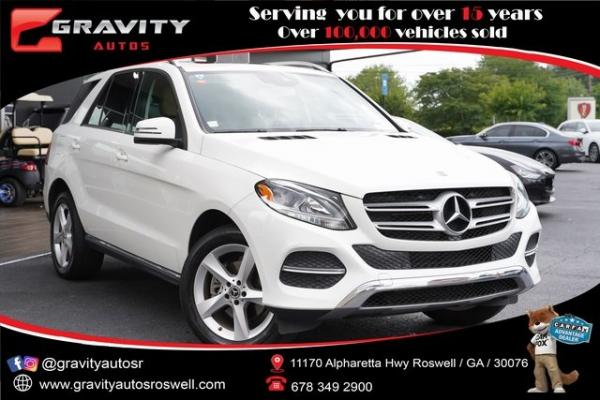 Used 2018 Mercedes-Benz GLE GLE 350 for sale $38,996 at Gravity Autos Roswell in Roswell GA