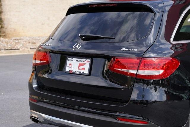 Used 2017 Mercedes-Benz GLC GLC 300 for sale $33,996 at Gravity Autos Roswell in Roswell GA 30076 14