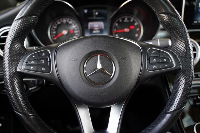 Used 2017 Mercedes-Benz GLC GLC 300 for sale $33,996 at Gravity Autos Roswell in Roswell GA 30076 16
