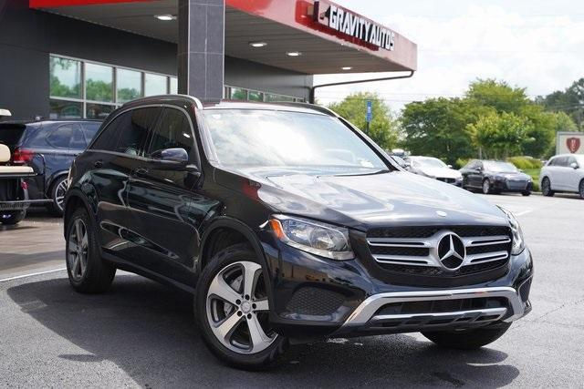 Used 2017 Mercedes-Benz GLC GLC 300 for sale $33,996 at Gravity Autos Roswell in Roswell GA 30076 2