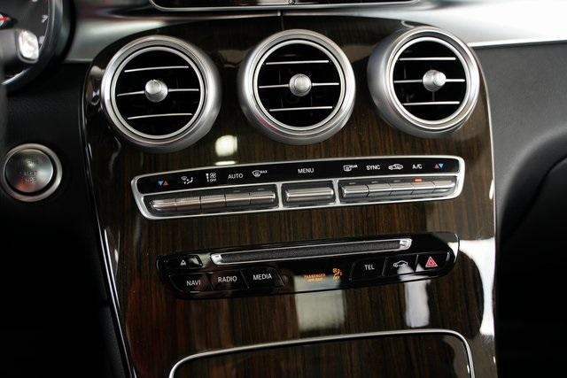 Used 2017 Mercedes-Benz GLC GLC 300 for sale $33,996 at Gravity Autos Roswell in Roswell GA 30076 23
