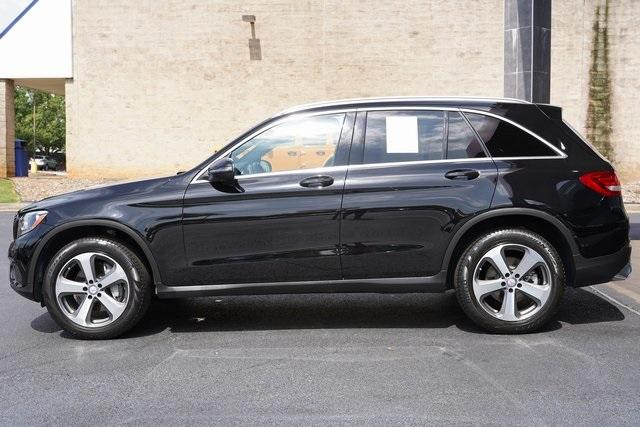 Used 2017 Mercedes-Benz GLC GLC 300 for sale $33,996 at Gravity Autos Roswell in Roswell GA 30076 4