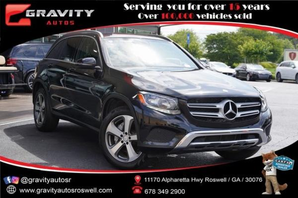 Used 2017 Mercedes-Benz GLC GLC 300 for sale $33,996 at Gravity Autos Roswell in Roswell GA