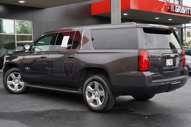 Used 2016 Chevrolet Suburban LT for sale $36,996 at Gravity Autos Roswell in Roswell GA 30076 11