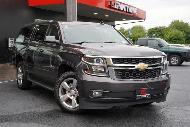 Used 2016 Chevrolet Suburban LT for sale $36,996 at Gravity Autos Roswell in Roswell GA 30076 2