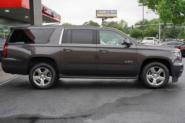 Used 2016 Chevrolet Suburban LT for sale $36,996 at Gravity Autos Roswell in Roswell GA 30076 8