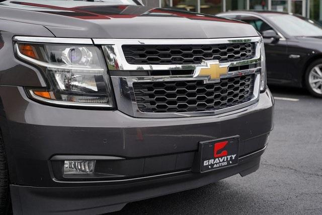 Used 2016 Chevrolet Suburban LT for sale $36,996 at Gravity Autos Roswell in Roswell GA 30076 9