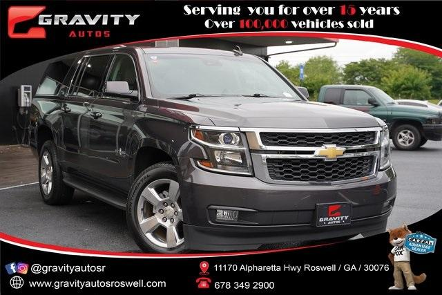 Used 2016 Chevrolet Suburban LT for sale $36,996 at Gravity Autos Roswell in Roswell GA 30076 1