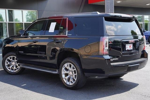Used 2015 GMC Yukon SLE for sale $36,996 at Gravity Autos Roswell in Roswell GA 30076 10