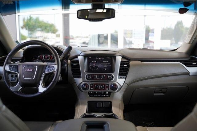 Used 2015 GMC Yukon SLE for sale $36,996 at Gravity Autos Roswell in Roswell GA 30076 14