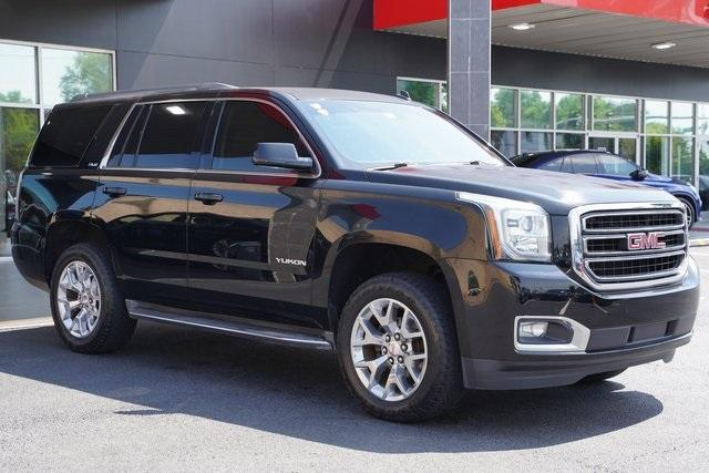 Used 2015 GMC Yukon SLE for sale $36,996 at Gravity Autos Roswell in Roswell GA 30076 6