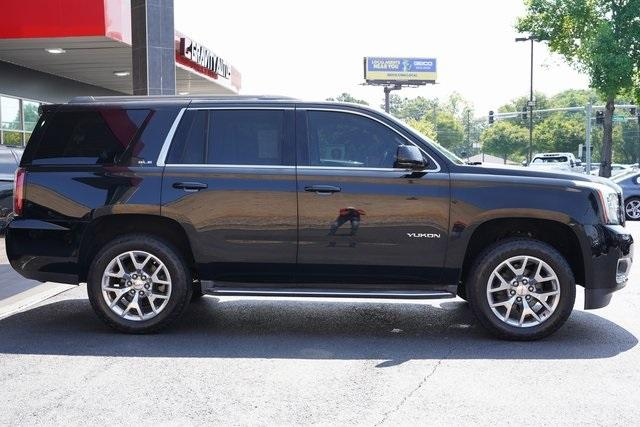 Used 2015 GMC Yukon SLE for sale $36,996 at Gravity Autos Roswell in Roswell GA 30076 7