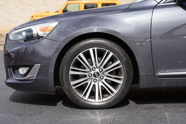Used 2014 Kia Cadenza Premium for sale $20,996 at Gravity Autos Roswell in Roswell GA 30076 10
