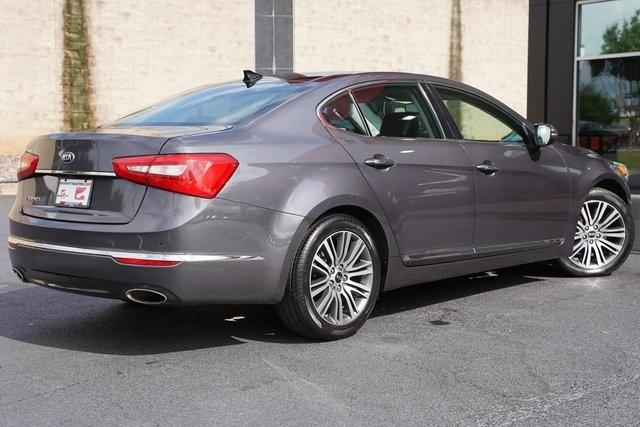 Used 2014 Kia Cadenza Premium for sale $20,996 at Gravity Autos Roswell in Roswell GA 30076 13