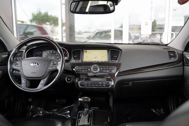 Used 2014 Kia Cadenza Premium for sale $20,996 at Gravity Autos Roswell in Roswell GA 30076 15