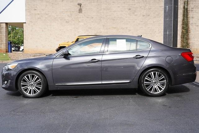 Used 2014 Kia Cadenza Premium for sale $20,996 at Gravity Autos Roswell in Roswell GA 30076 4