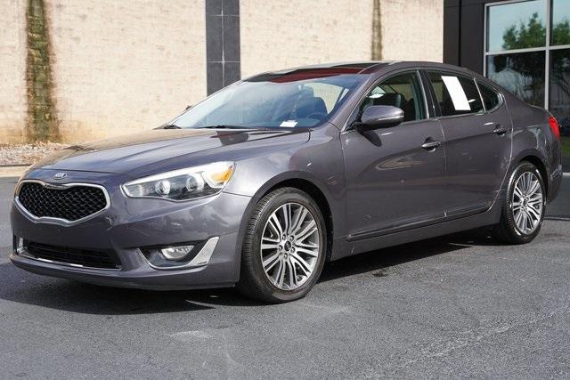 Used 2014 Kia Cadenza Premium for sale $20,996 at Gravity Autos Roswell in Roswell GA 30076 5