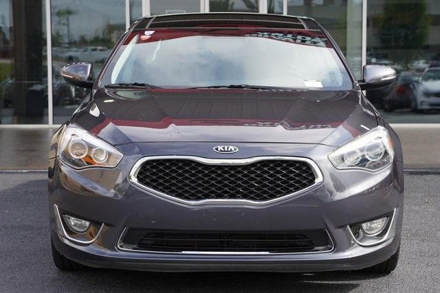 Used 2014 Kia Cadenza Premium for sale $20,996 at Gravity Autos Roswell in Roswell GA 30076 6