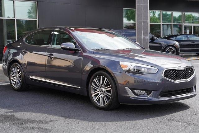 Used 2014 Kia Cadenza Premium for sale $20,996 at Gravity Autos Roswell in Roswell GA 30076 7