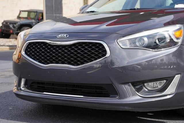 Used 2014 Kia Cadenza Premium for sale $20,996 at Gravity Autos Roswell in Roswell GA 30076 9