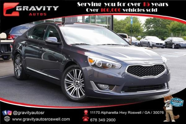 Used 2014 Kia Cadenza Premium for sale $20,996 at Gravity Autos Roswell in Roswell GA