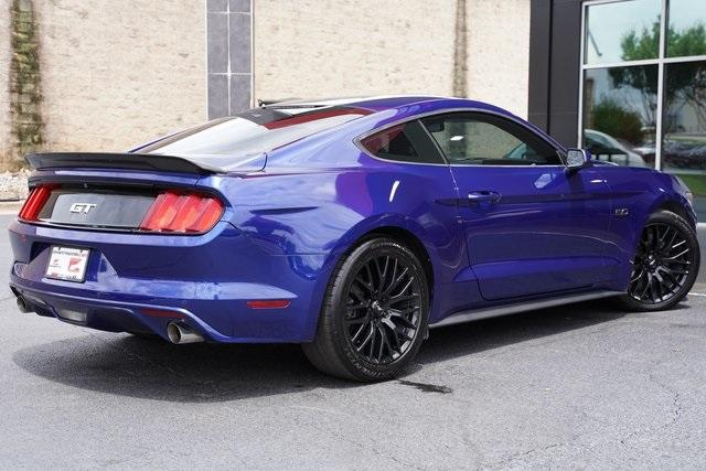 Used 2016 Ford Mustang GT for sale Sold at Gravity Autos Roswell in Roswell GA 30076 13