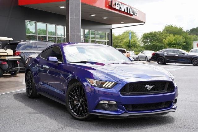 Used 2016 Ford Mustang GT for sale Sold at Gravity Autos Roswell in Roswell GA 30076 2