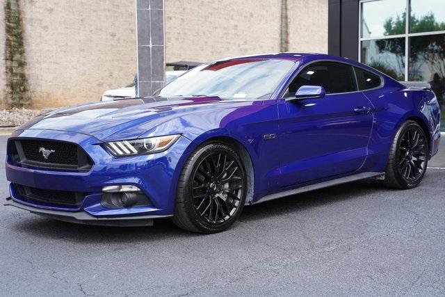 Used 2016 Ford Mustang GT for sale Sold at Gravity Autos Roswell in Roswell GA 30076 5