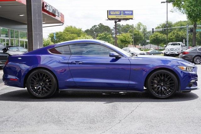 Used 2016 Ford Mustang GT for sale Sold at Gravity Autos Roswell in Roswell GA 30076 8