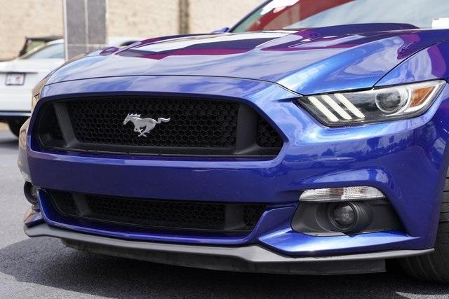 Used 2016 Ford Mustang GT for sale Sold at Gravity Autos Roswell in Roswell GA 30076 9