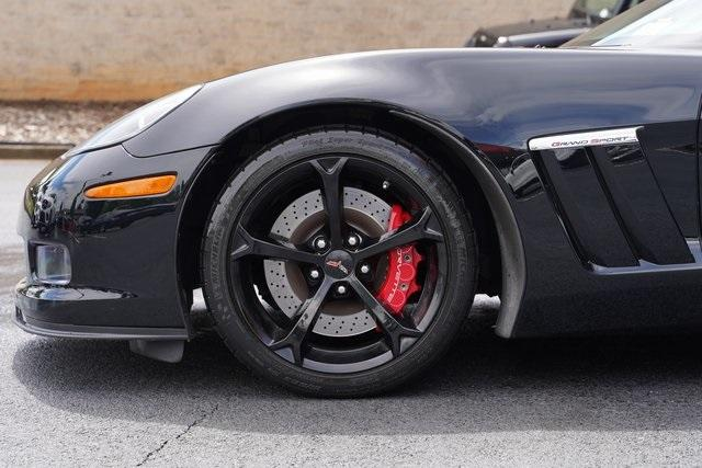 Used 2013 Chevrolet Corvette Grand Sport for sale $47,992 at Gravity Autos Roswell in Roswell GA 30076 11