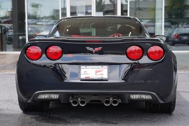 Used 2013 Chevrolet Corvette Grand Sport for sale $47,992 at Gravity Autos Roswell in Roswell GA 30076 13