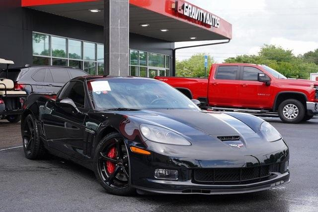 Used 2013 Chevrolet Corvette Grand Sport for sale $47,992 at Gravity Autos Roswell in Roswell GA 30076 2