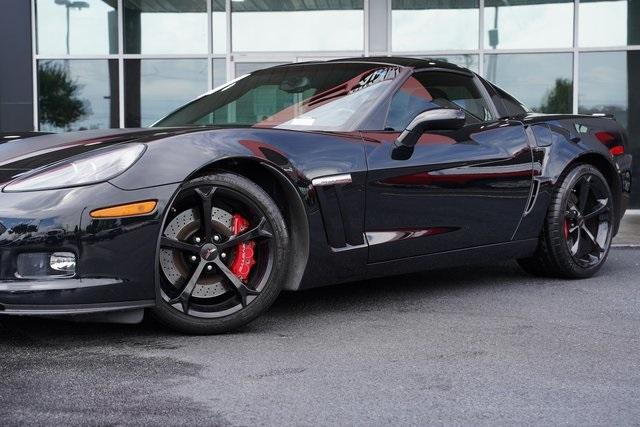 Used 2013 Chevrolet Corvette Grand Sport for sale $47,992 at Gravity Autos Roswell in Roswell GA 30076 3